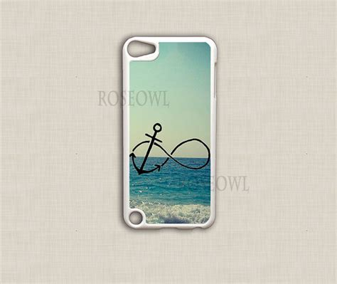 Ipod Touch 4th Infinity ipod touch 4 ipod touch 5 cover best infinity anchor designer ipod covers for 5th