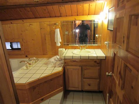 Log Cabin Bathroom by Image Gallery Log Cabin Bathrooms