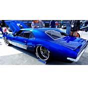 KILLER CUSTOM 1968 CHEVY CAMARO PROXES R888  HOT CARS