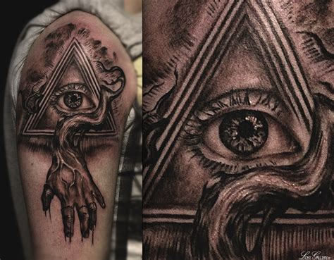 illuminati eye tattoo illuminati eye images designs