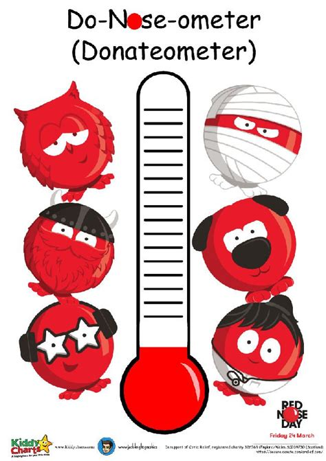 How Much Money Do You Win On Pick 3 - red nose day activities for comic relief free printables kiddycharts