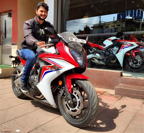 Honda Cbr 650f Launched In India At Rs 7 3 Lakh Page 10