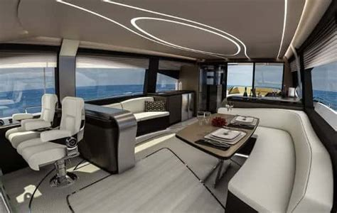 casa automobilistica giapponese lexus ly650 yacth di lusso da 65 piedi della casa