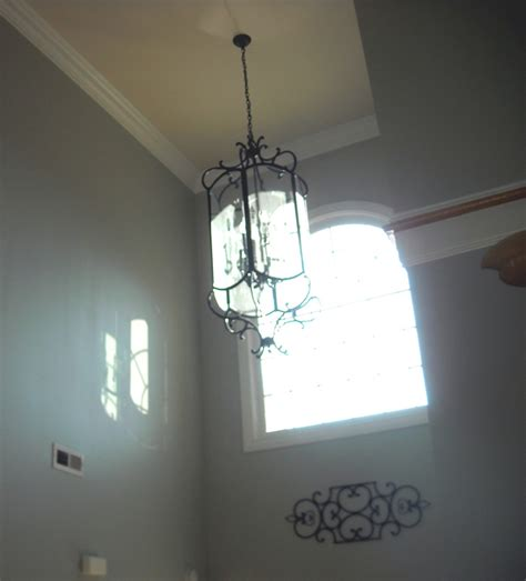 2 story foyer lighting smitty s residential painting nc