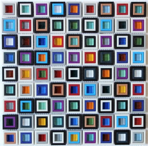 multi colored glass tile backsplash windows square multi colored glass mosaic backsplash