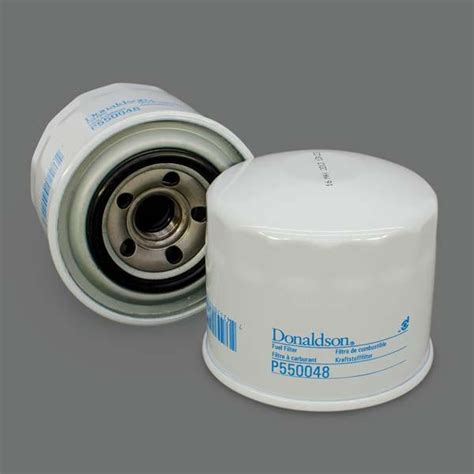 donaldson p series lube air coolant fuel and hydraulic donaldson fuel filter spin on p550048 donaldson filters