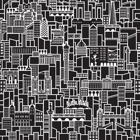grid pattern in buildings point line and shape on pinterest line art sharpie