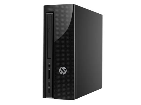 Hp Slimline Desktop 260 P026l hp slimline desktop 260 p030xt hp 174 official store