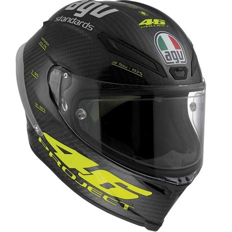 Helm Agv 46 agv pista gp project 46 replica from bikebling
