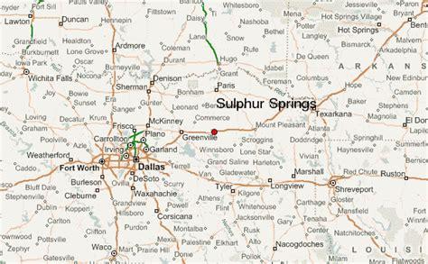 doodlebug sulphur springs tx map of sulphur springs my