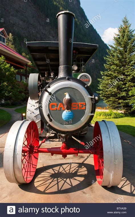 Old Case Tractor Stock Photos Amp Old Case Tractor Stock