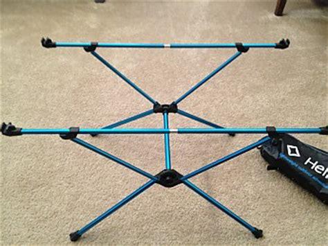 helinox table one c table helinox table one reviews trailspace com