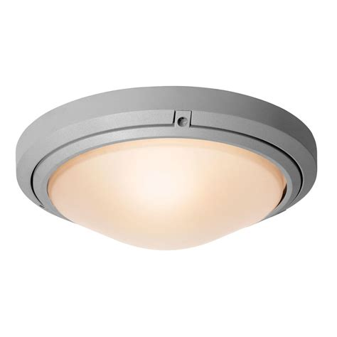 wet location ceiling light 13w oceanus module satin frosted marine grade wet location