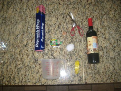 charging a water bottle capacitor wine bottle capacitors