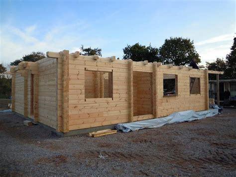 Construire Sa Maison En by Autoconstruction Maison Bois