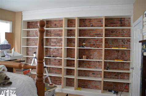 pdf diy how to build built in bookcases how to