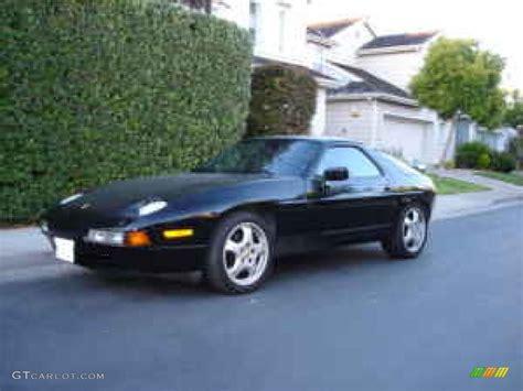 porsche 928 black 1989 black porsche 928 s4 924588 gtcarlot com car