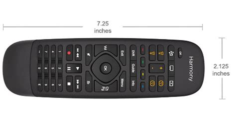 logitech harmony home black 915 000239 8 devices