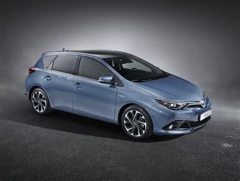 Toyota Auris Hybrid Toyota Auris Hybrid 2015 Pr