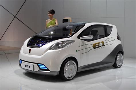 China Electric Car Expo A123 Tapped For Auto Giant S 2012 Electric Car