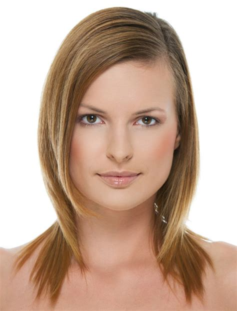Hairstyles For Faces 50 by Hairstyles For Square Faces 50 Square Medium Medium