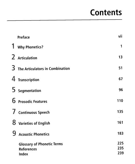 A Critical Introduction To Phonetics s phonetic october 2011