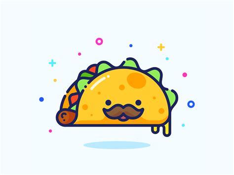taco  alex kunchevsky  outllne  dribbble