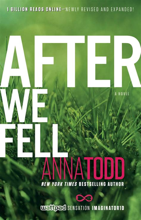 after you a novel after we fell book by todd official publisher