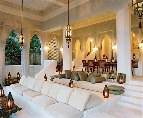 Middle Eastern Dining Room by Look At This Gorgeous Moroccan Setting No Frames At All Just Cushions On An