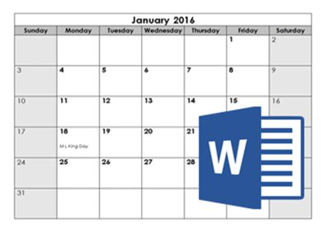 ms word 2010 calendar template 2016 cover letter templates