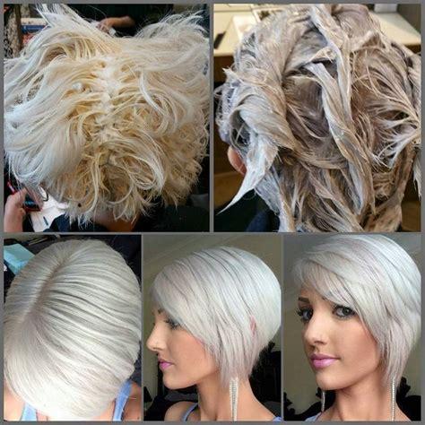 silver blonde color hair toner the 25 best wella hair toner ideas on pinterest hair