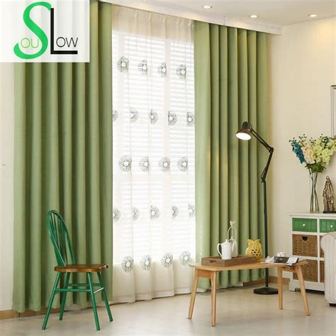 Simple Modern Curtains Inspiration Simple Modern Cotton Velvet Thickened Shade Screens Spot Blackoutcurtains Bedroom Living