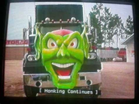 film semi are you coming maximum overdrive truck stop surrounded youtube