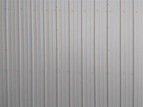 high siding ribbed metal siding texture beige picture free photograph photos domain
