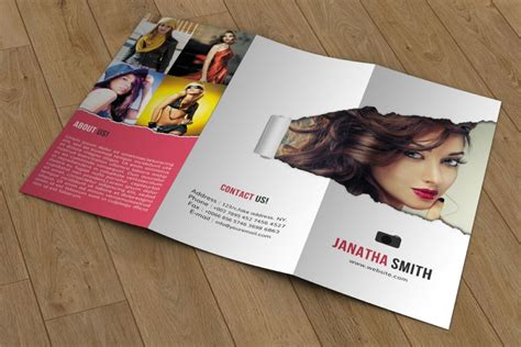 template brochure clothing 25 fashion brochure template word psd and indesign