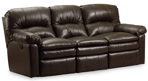 lane leather recliner sofa touchdown double reclining sofa 292 59 01 5101 20 lane