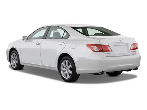 lexus sedan 2008 image 2008 lexus es 350 4 door sedan angular rear