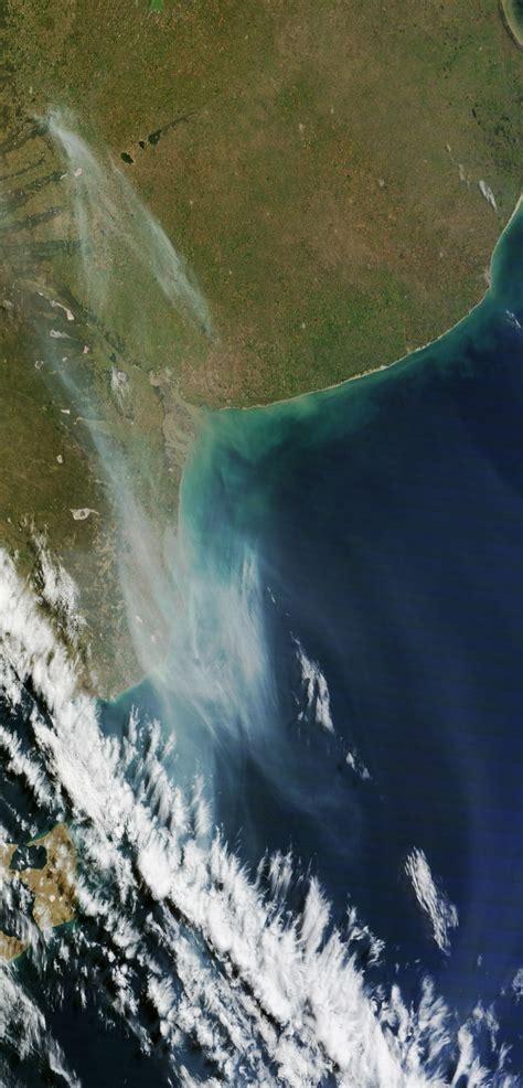 imagenes satelitales del oceano pacifico en vivo im 225 genes satelitales muestran llegada del humo de