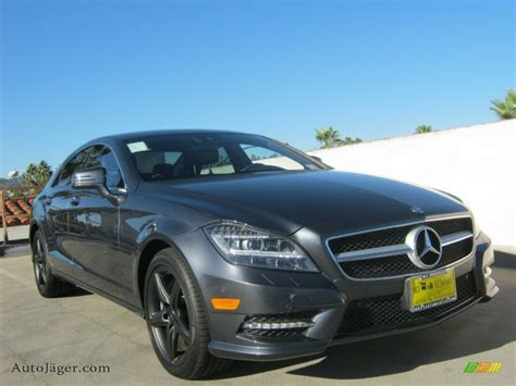 steel wire cls 2013 mercedes cls 550 coupe in steel grey metallic 064298 auto j 228 ger german cars for