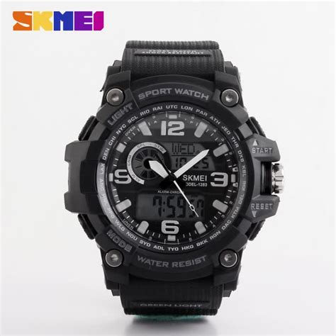 Skmei Analog Wanita 9145 Limited skmei fashionable image analog digital dual time wristwatches for running buy skmei