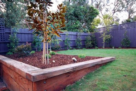 Backyard Retaining Walls Ideas Retaining Wall Design Ideas Get Inspired By Photos Of