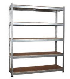 workshop garage warehouse shed storage shelf racking unit