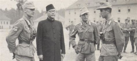 biography hitler hindi rare photos raise the question was netaji subhas chandra