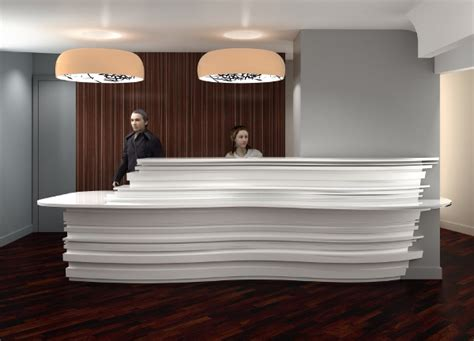funky reception desk funky reception counter studio design gallery best