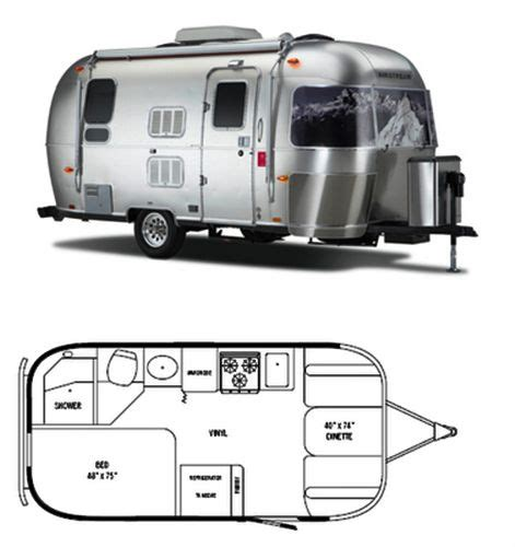small travel trailer floor plans the vintage airstream small travel trailer floor plan