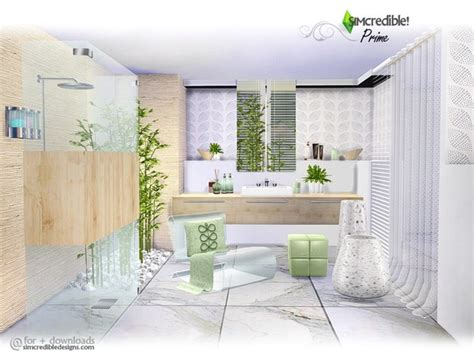 prime bathrooms prime modern bathroom by simcredible at tsr 187 sims 4 updates
