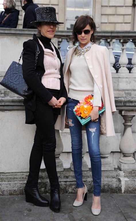 Looks Of The Week Fabsugar Want Need 15 by Style вдъхновения Lfw есен зима 2014 15 най