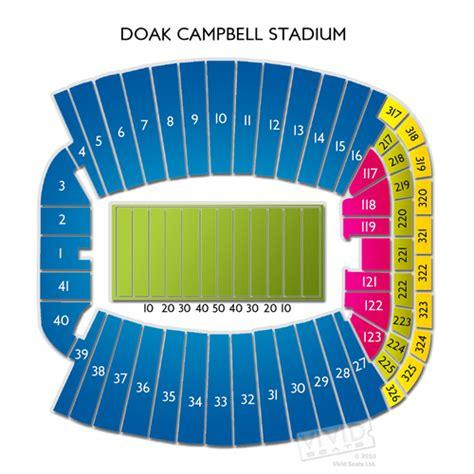 florida state stadium seating chart doak cbell stadium tickets doak cbell stadium