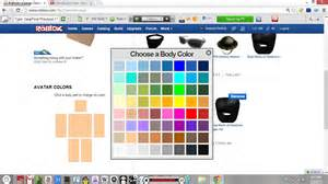 roblox skin color how to change your eye color on roblox