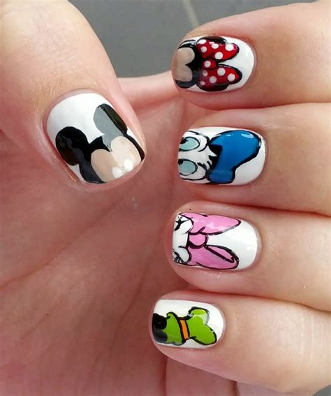 disney pattern nails 26 disney nail art designs ideas design trends
